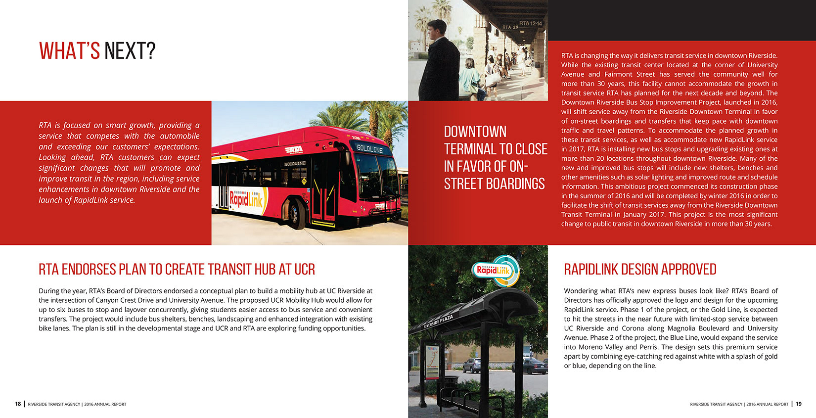 RTA Annual Report | 2016