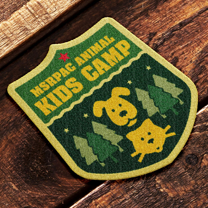 MSRPAC Kids Camp Patch